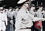 Image of USS Franklin Pacific Ocean, 1945, second 29 stock footage video 65675050827