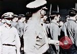 Image of USS Franklin Pacific Ocean, 1945, second 31 stock footage video 65675050827