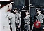 Image of USS Franklin Pacific Ocean, 1945, second 35 stock footage video 65675050827