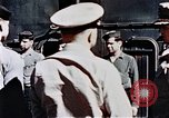 Image of USS Franklin Pacific Ocean, 1945, second 37 stock footage video 65675050827