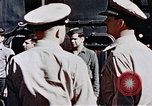 Image of USS Franklin Pacific Ocean, 1945, second 41 stock footage video 65675050827
