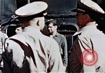 Image of USS Franklin Pacific Ocean, 1945, second 43 stock footage video 65675050827