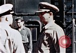Image of USS Franklin Pacific Ocean, 1945, second 49 stock footage video 65675050827