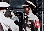 Image of USS Franklin Pacific Ocean, 1945, second 51 stock footage video 65675050827