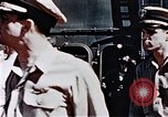 Image of USS Franklin Pacific Ocean, 1945, second 53 stock footage video 65675050827