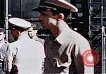Image of USS Franklin Pacific Ocean, 1945, second 54 stock footage video 65675050827