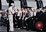 Image of USS Franklin Pacific Ocean, 1945, second 56 stock footage video 65675050827