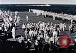Image of USS Franklin Pacific Ocean, 1945, second 62 stock footage video 65675050827