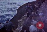 Image of CV-6 USS Enterprise aftermath of kamikaze attack Pacific Ocean, 1945, second 10 stock footage video 65675050833