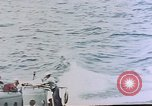 Image of motor launch Pacific Ocean, 1945, second 4 stock footage video 65675050839