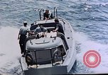 Image of motor launch Pacific Ocean, 1945, second 9 stock footage video 65675050839