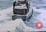 Image of motor launch Pacific Ocean, 1945, second 11 stock footage video 65675050839