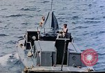 Image of motor launch Pacific Ocean, 1945, second 25 stock footage video 65675050839