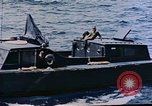 Image of motor launch Pacific Ocean, 1945, second 35 stock footage video 65675050839