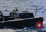 Image of motor launch Pacific Ocean, 1945, second 36 stock footage video 65675050839