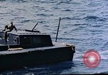 Image of motor launch Pacific Ocean, 1945, second 37 stock footage video 65675050839