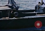 Image of motor launch Pacific Ocean, 1945, second 45 stock footage video 65675050839