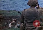Image of 4th Marine Division Tinian Island Mariana Islands, 1944, second 38 stock footage video 65675050843