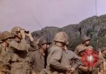 Image of 4th Marine Division Tinian Island Mariana Islands, 1944, second 28 stock footage video 65675050845