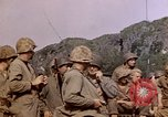Image of 4th Marine Division Tinian Island Mariana Islands, 1944, second 29 stock footage video 65675050845
