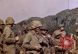 Image of 4th Marine Division Tinian Island Mariana Islands, 1944, second 30 stock footage video 65675050845