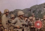 Image of 4th Marine Division Tinian Island Mariana Islands, 1944, second 36 stock footage video 65675050845