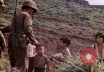 Image of 4th Marine Division Tinian Island Mariana Islands, 1944, second 50 stock footage video 65675050845