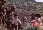 Image of 4th Marine Division Tinian Island Mariana Islands, 1944, second 56 stock footage video 65675050845