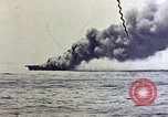 Image of USS Bunker Hill Pacific Ocean, 1945, second 2 stock footage video 65675050857