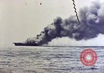 Image of USS Bunker Hill Pacific Ocean, 1945, second 6 stock footage video 65675050857