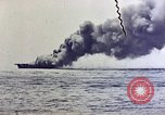 Image of USS Bunker Hill Pacific Ocean, 1945, second 7 stock footage video 65675050857