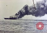 Image of USS Bunker Hill Pacific Ocean, 1945, second 11 stock footage video 65675050857