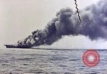 Image of USS Bunker Hill Pacific Ocean, 1945, second 21 stock footage video 65675050857