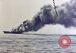 Image of USS Bunker Hill Pacific Ocean, 1945, second 22 stock footage video 65675050857