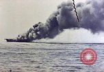 Image of USS Bunker Hill Pacific Ocean, 1945, second 23 stock footage video 65675050857