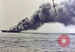 Image of USS Bunker Hill Pacific Ocean, 1945, second 24 stock footage video 65675050857