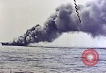 Image of USS Bunker Hill Pacific Ocean, 1945, second 25 stock footage video 65675050857