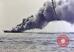 Image of USS Bunker Hill Pacific Ocean, 1945, second 28 stock footage video 65675050857