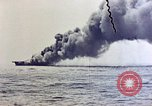 Image of USS Bunker Hill Pacific Ocean, 1945, second 30 stock footage video 65675050857