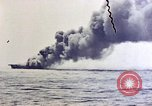 Image of USS Bunker Hill Pacific Ocean, 1945, second 34 stock footage video 65675050857