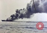 Image of USS Bunker Hill Pacific Ocean, 1945, second 35 stock footage video 65675050857