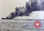 Image of USS Bunker Hill Pacific Ocean, 1945, second 37 stock footage video 65675050857