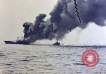 Image of USS Bunker Hill Pacific Ocean, 1945, second 41 stock footage video 65675050857
