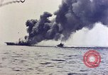 Image of USS Bunker Hill Pacific Ocean, 1945, second 42 stock footage video 65675050857