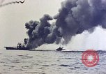 Image of USS Bunker Hill Pacific Ocean, 1945, second 44 stock footage video 65675050857