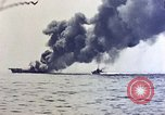 Image of USS Bunker Hill Pacific Ocean, 1945, second 47 stock footage video 65675050857