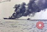 Image of USS Bunker Hill Pacific Ocean, 1945, second 48 stock footage video 65675050857