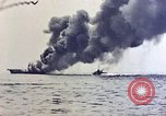 Image of USS Bunker Hill Pacific Ocean, 1945, second 49 stock footage video 65675050857