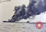 Image of USS Bunker Hill Pacific Ocean, 1945, second 50 stock footage video 65675050857