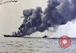 Image of USS Bunker Hill Pacific Ocean, 1945, second 51 stock footage video 65675050857